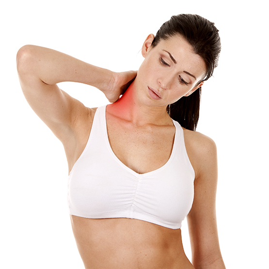 Neck & Upper Back Pain | Sacramento Applied Kinesiology